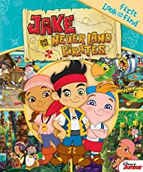 First Look and Find: Jake and the Never Land Pirates