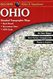 Ohio Atlas & Gazetteer (0899332811) by Delorme
