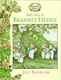 "Baby Mice in Brambly Hedge: ""Summer Story"", ""Poppy's Babies"" (0001983261) by Barklem, Jill"
