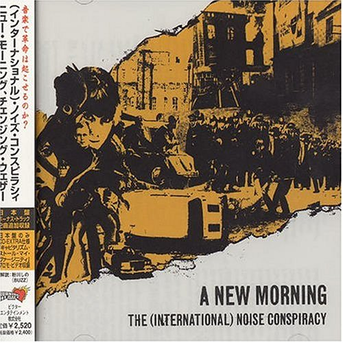 The (International) Noise Conspiracy - New Morning, Changing Weather - Zortam Music