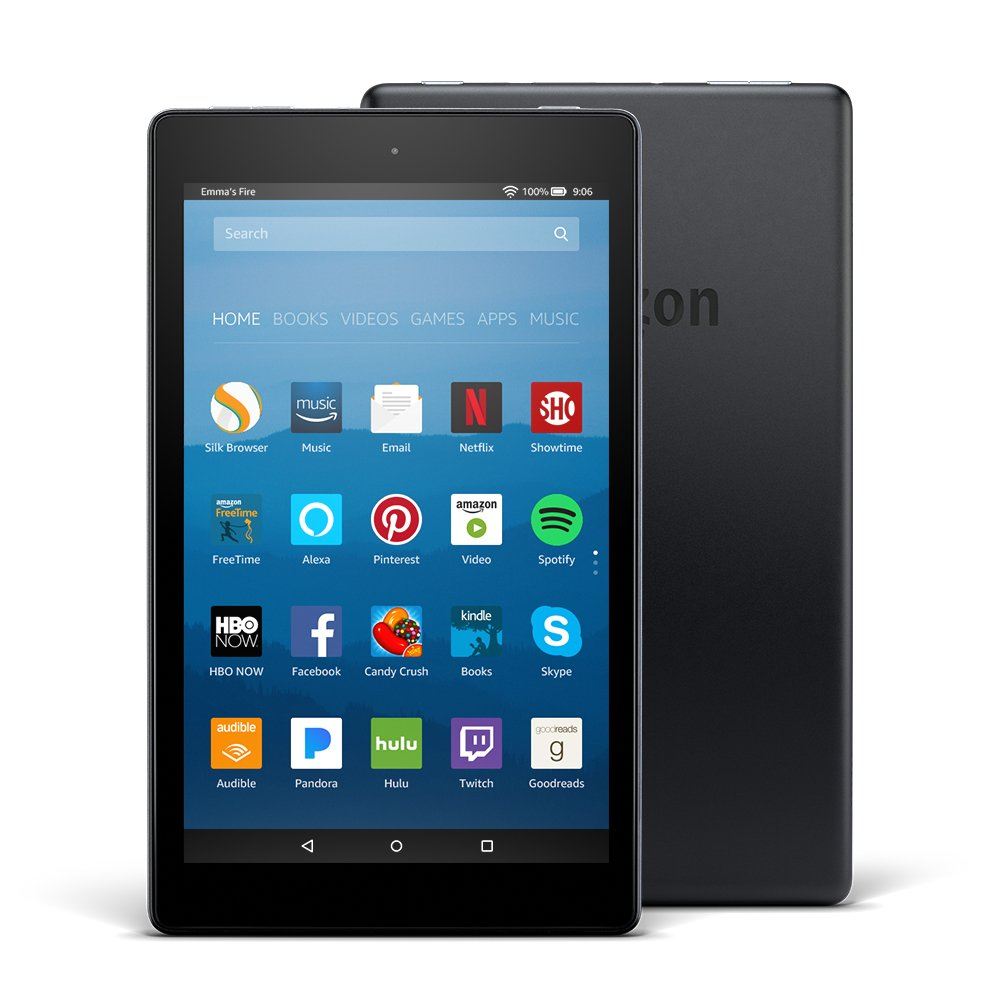 HD Display Alexa Fire Tablet