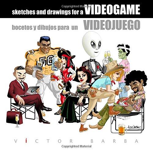 bocetos-y-dibujos-para-un-videojuego-creacion-grafica-de-un-videojuego