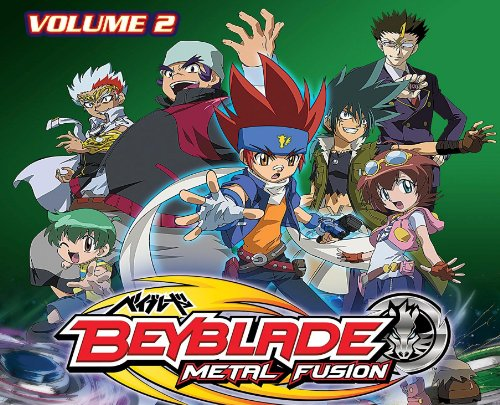 Beyblade: Metal Fusion Volume 2