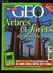 GEO - HORS SERIE - ARBRES ET FORETS D...