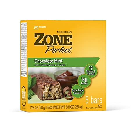 Отзывы ZonePerfect All Natural Nutrition Bar, Chocolate Almond Raisin