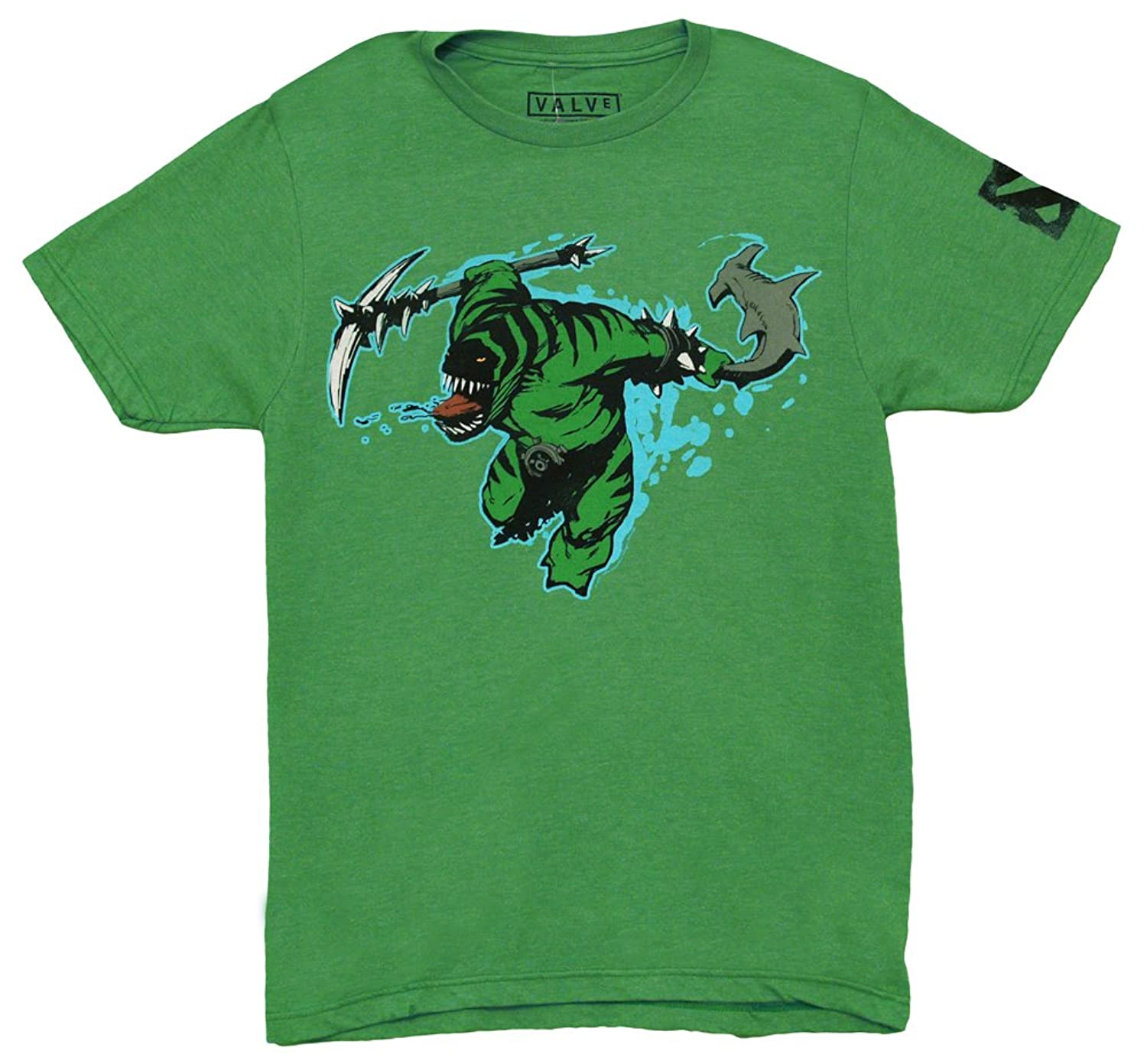 Dota 2 Tidehunter Shirt Amazon.com Dota 2 Tidehunter