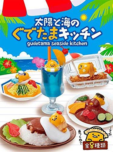 miniature a sorpresa Gudetama Seaside Kitchen Re-Ment