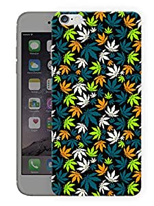 """Humor Gang Multicolored Grass Life Printed Designer Mobile Back Cover For """"Apple Iphone 7"""" (3D, Matte, Premium Quality Snap On Case)"""