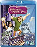 The Hunchback of Notre Dame [Blu-ray] [1996] [Region Free]