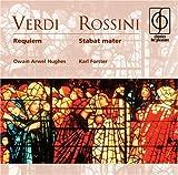 Verdi/Rossini Requiem/Stabat Mater (Forster, Berlin Po, Lorengar, Allen)