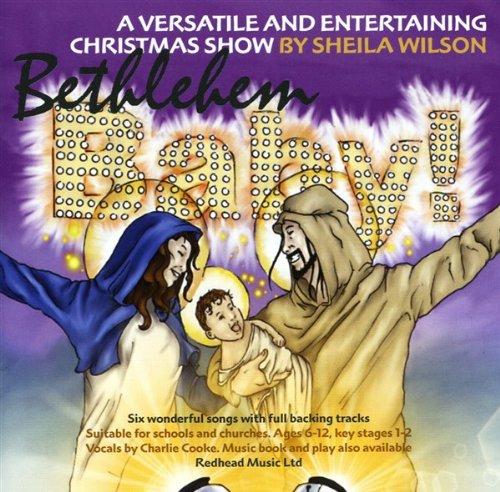 Sheila Wilson: Bethlehem Baby! - CD