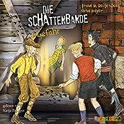 Die Schattenbande in Gefahr | Frank M. Reifenberg, Gina Mayer