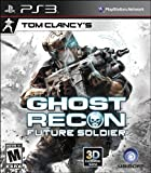 Tom Clancys Ghost Recon: Future Soldier: Playstation 3: Video Games