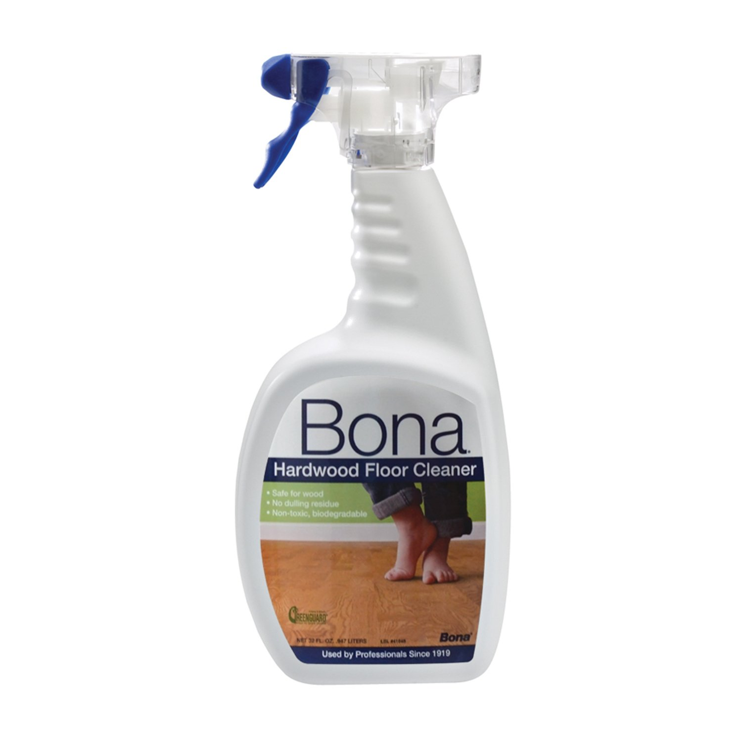 Bona hardwood floor cleaner spray 32 oz new free for Bona floor cleaner