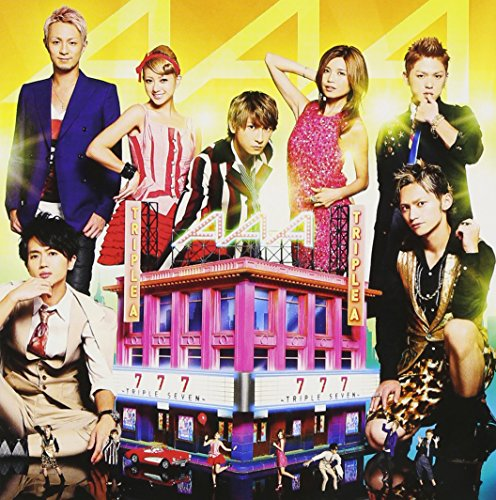777 ~TRIPLE SEVEN~(CD+DVD)