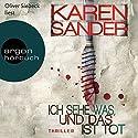 Ich sehe was, und das ist tot (Georg Stadler & Liz Montario 3) Audiobook by Karen Sander Narrated by Oliver Siebeck
