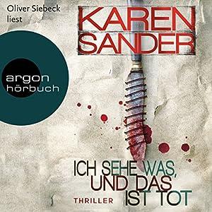 Ich sehe was, und das ist tot (Georg Stadler & Liz Montario 3) Audiobook