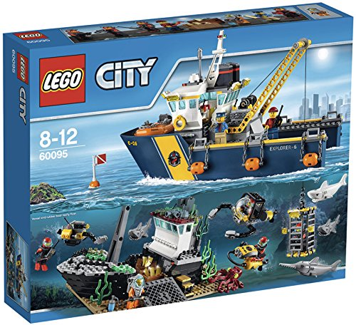 LEGO City Explorers Vessel