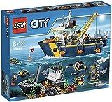 レゴ シティ 海底調査艇 60095
