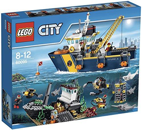 LEGO City undersea research craft 60095