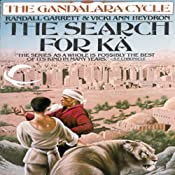 The Search for Ka: Gandalara, Book 5 | Randall Garrett, Vicki Ann Heydron
