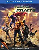 Justice League: Throne of Atlantis (Blu-ray + DVD + Digital HD UltraViolet Combo Pack)