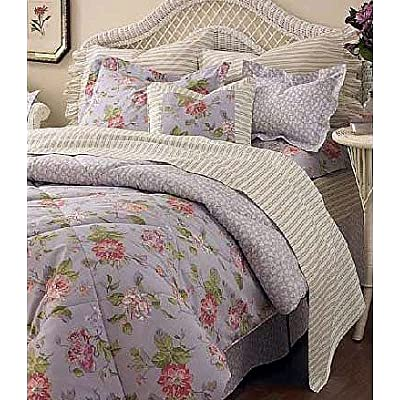 Laura Ashley Comforter Set Darlington King