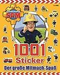 Feuerwehrmann Sam 1001 Sticker: Der g...