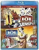 101 Dalmatians / 101 Dalmatians II: Patch's London Adventure [Blu-ray]