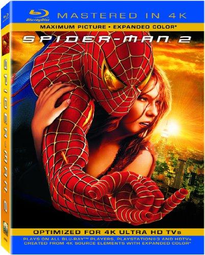 Spider-Man 2 [Blu-ray] [Import]