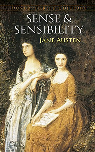 Sense and Sensibility (Dover Thrift Editions)