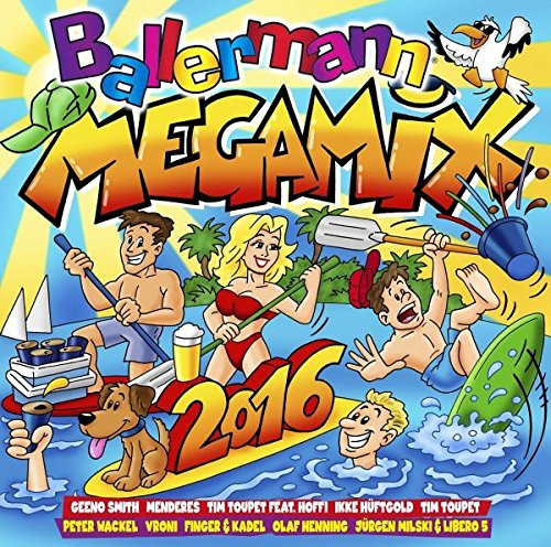VA-Ballermann Megamix 2016-DE-2CD-FLAC-2016-VOLDiES Download