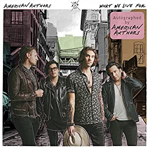 What We Live For [Amazon Exclusive Autographed Version]