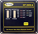 Go Power! GP-SWR-B-12 Remote for 12V GP-SW1000, 2000, & 3000