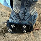 crampons de chaussures