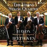 ハイドン:弦楽四重奏曲第77番「皇帝」/ベートーヴェン:弦楽四重奏曲第7番「ラズモフスキー第1番」