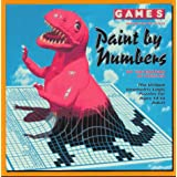 Games Magazine Presents Paint by Numbers (The Unique Geometric Logic Puzzles for Ages 14 to Adult) ~ Tetsuya Nishio