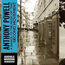 A Dance to the Music of Time: Second Movement Audiobook by Anthony Powell Narrated by Simon Vance