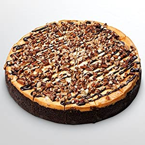 Chocolate Covered Company Golden Edibles Indulged Chocolate Caramel Pecan Cheesecake