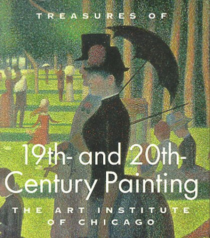 Treasures of 19th and 20th Century Painting: The Art Institute of Chicago (Tiny Folios), Art Institute of Chicago