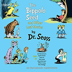 The Bippolo Seed and Other Lost Stories Audiobook