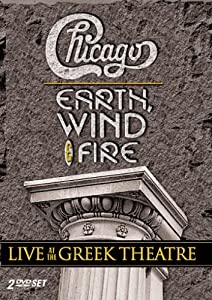 DVD-Chicago With Earth; Wind & Fire Liv