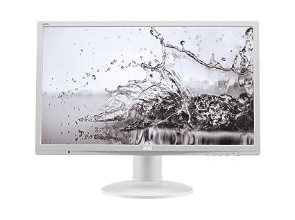 "AOC E2260PQ Ecran PC LED 22 "" (55,9 cm) 1680 x 1050 2 milliseconds VGA/DVI/HDMI"