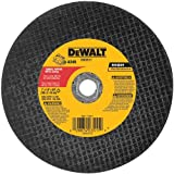 DEWALT DW3511B5 7-Inch High Performance Metal Cutting Abrasive Saw Blades, 5-Pack