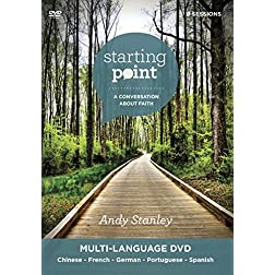 Starting Point Multi-Language DVD: A Conversation About Faith