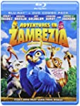 Adventures in Zambezia (Blu-ray/DVD C...