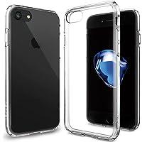 Spigen Air Cushion Clear Back Panel iPhone 7 Case - Crystal Clear