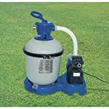 Intex 2,100-Gallon Sand Filter Pump