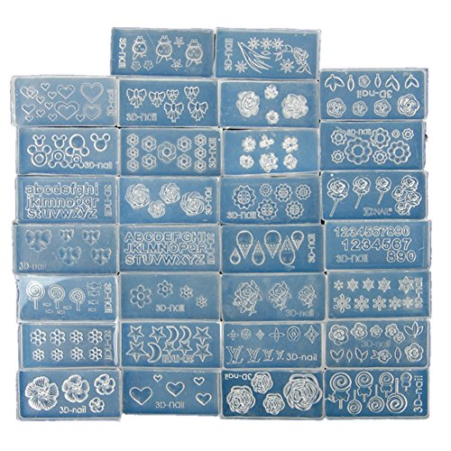 fashion-gallery-wholesale-30pc-acrylic-mold-for-3d-nails-art-decoration-diy-set