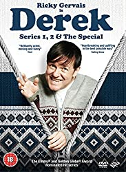 Derek - Complete Box Set [DVD]